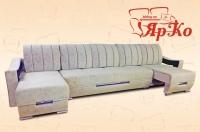 Угловой диван «Корвет» Трио