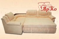 Угловой диван с полкой «Диана»