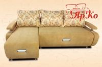 Угловой диван «Пума» 2,5 м