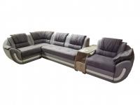 Угловой диван+модуль+тумба  «Диана»